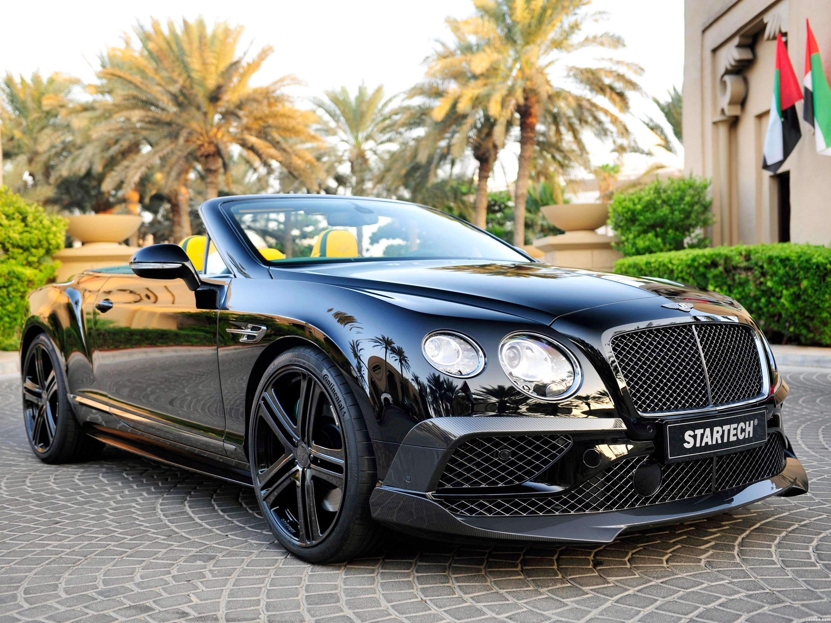 Foto 0 de Startech Bentley Continental GT Convertible 2015