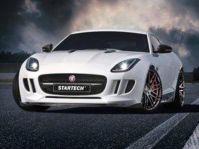 Fotos de Startech Jaguar F-Type Coupe 2015