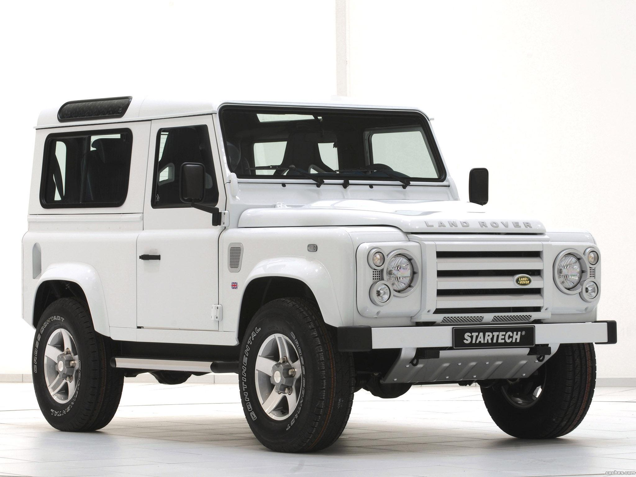 Foto 0 de Startech Land Rover Defender 90 Yachting Edition 2010