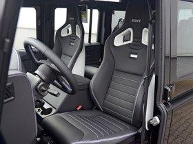 Ver foto 7 de StarTech Land Rover Defender Series 3.1 Concept  2012