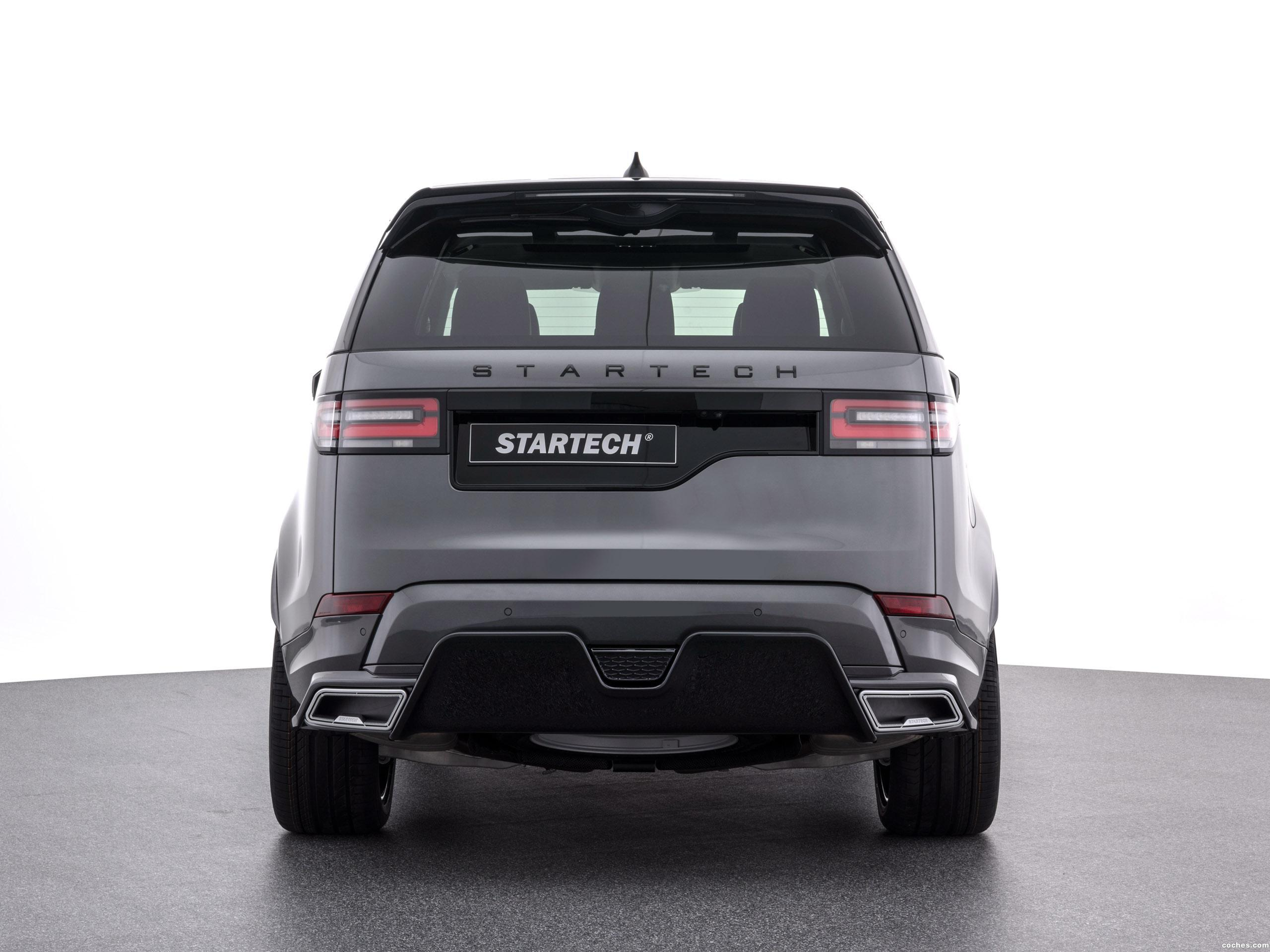 Foto 1 de Land Rover Discovery by Startech 2017