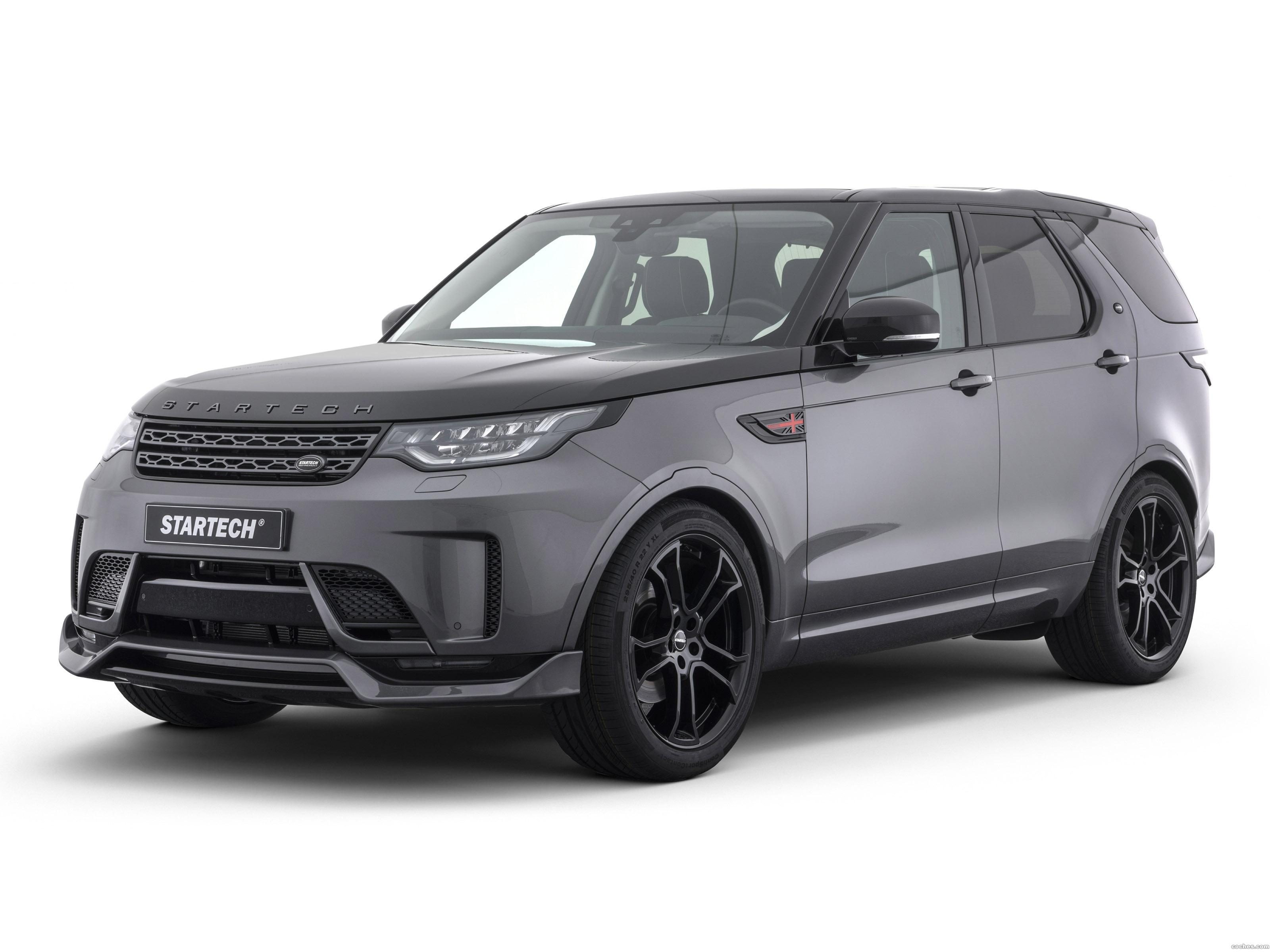 Foto 0 de Land Rover Discovery by Startech 2017