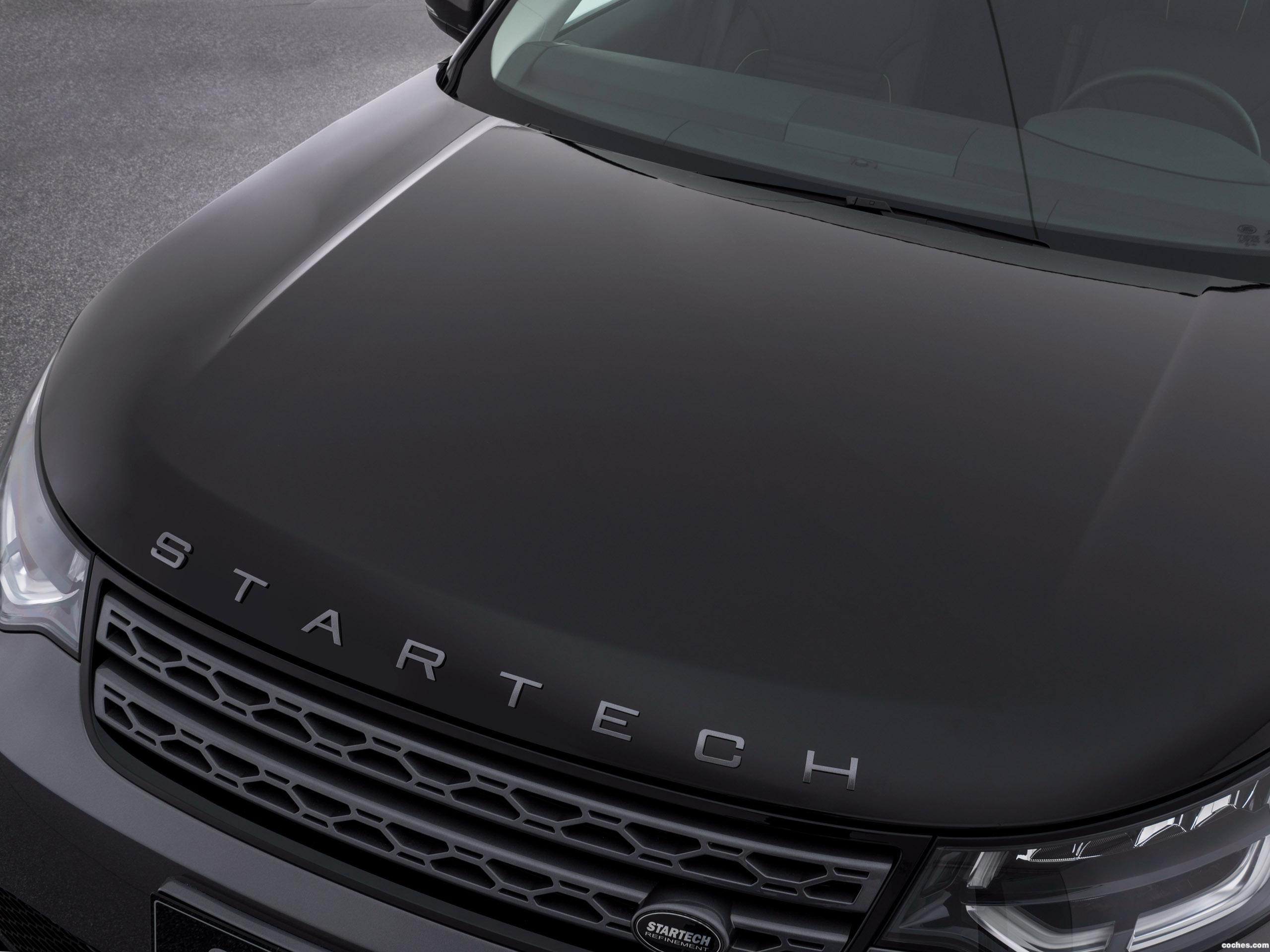 Foto 9 de Land Rover Discovery by Startech 2017