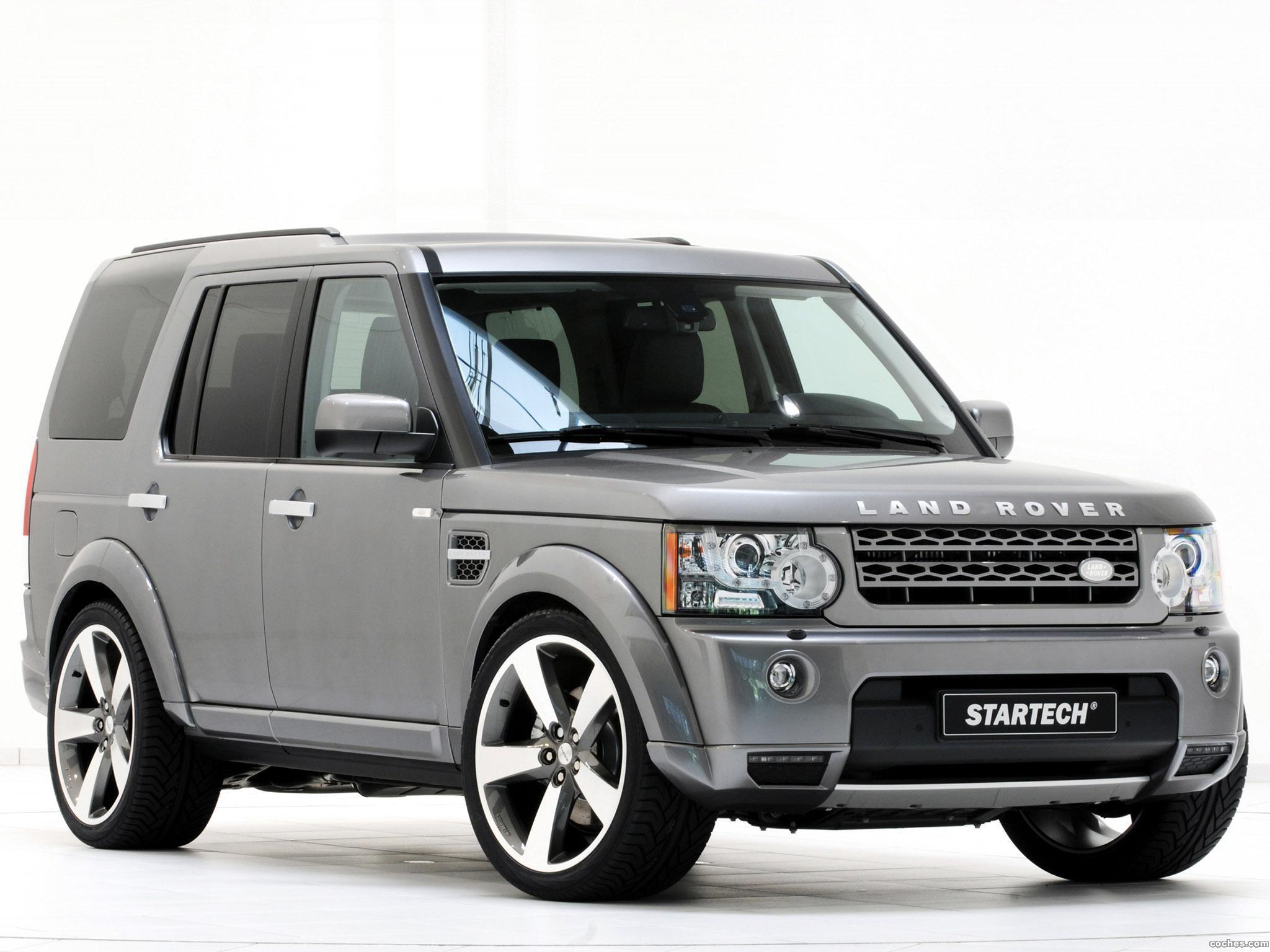 Foto 0 de Startech Land Rover Discovery 4 2011