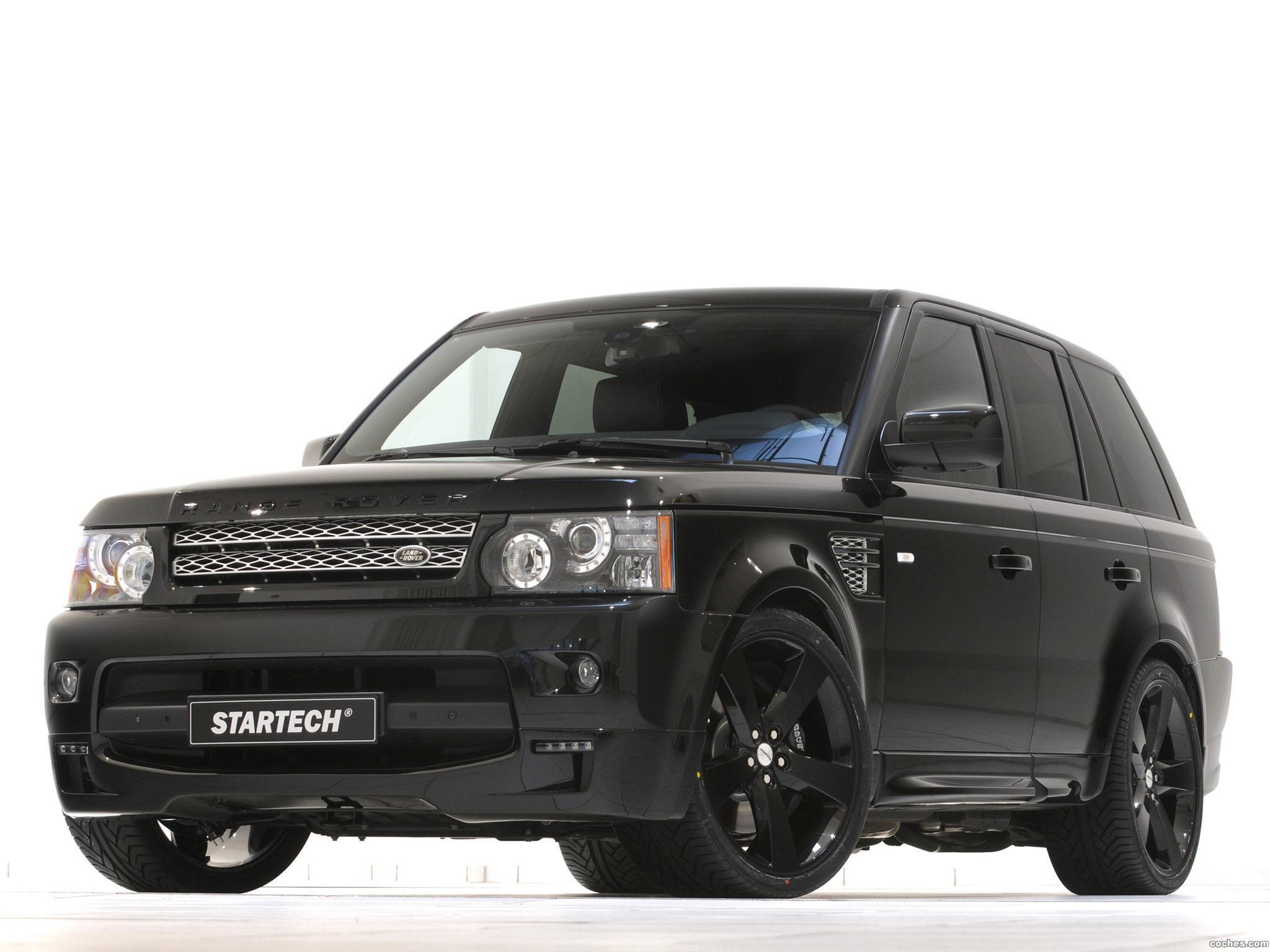 Foto 0 de StarTech Land Rover Range Rover 2010