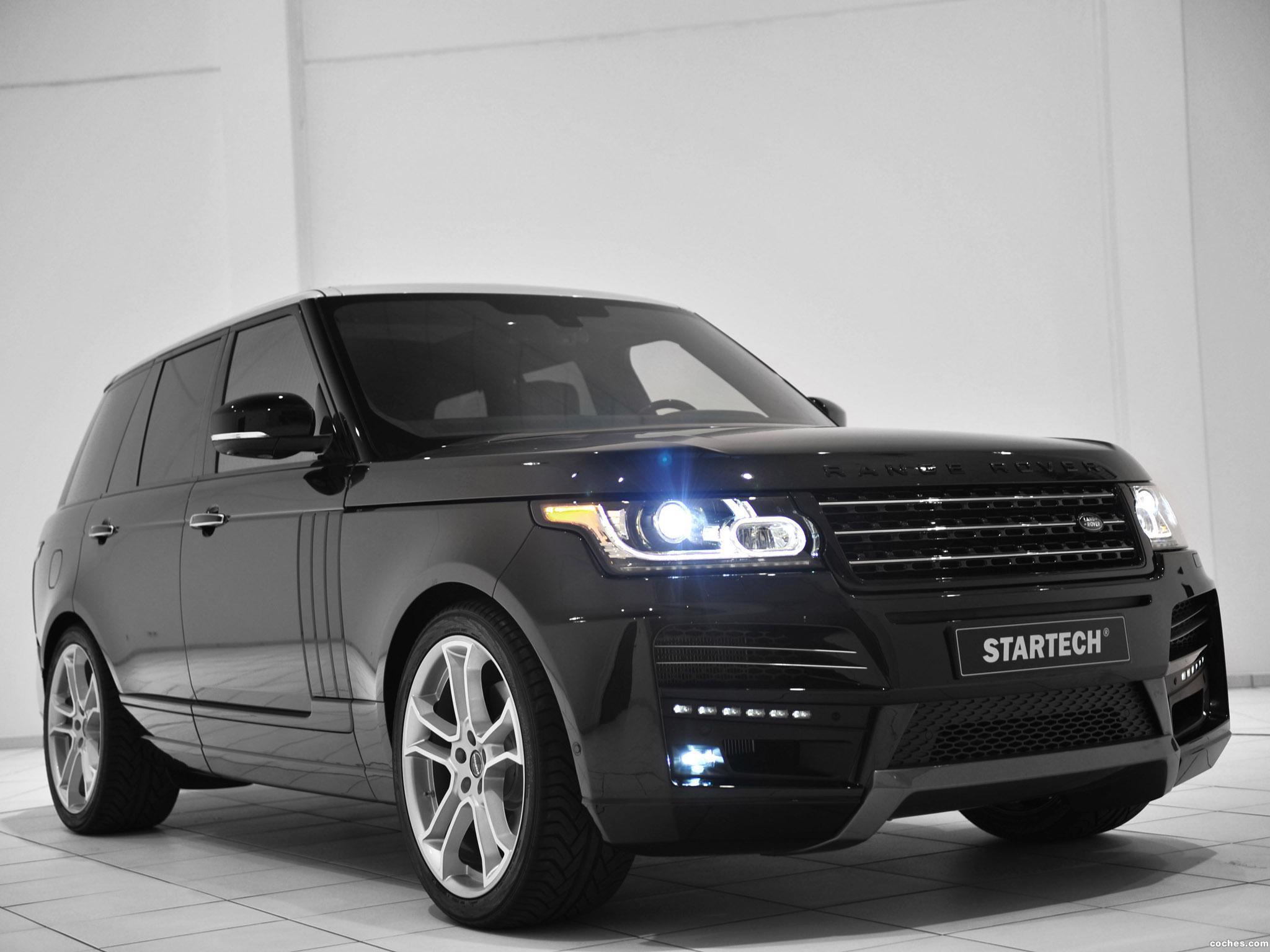 Foto 0 de StarTech Land Rover Range Rover 2013