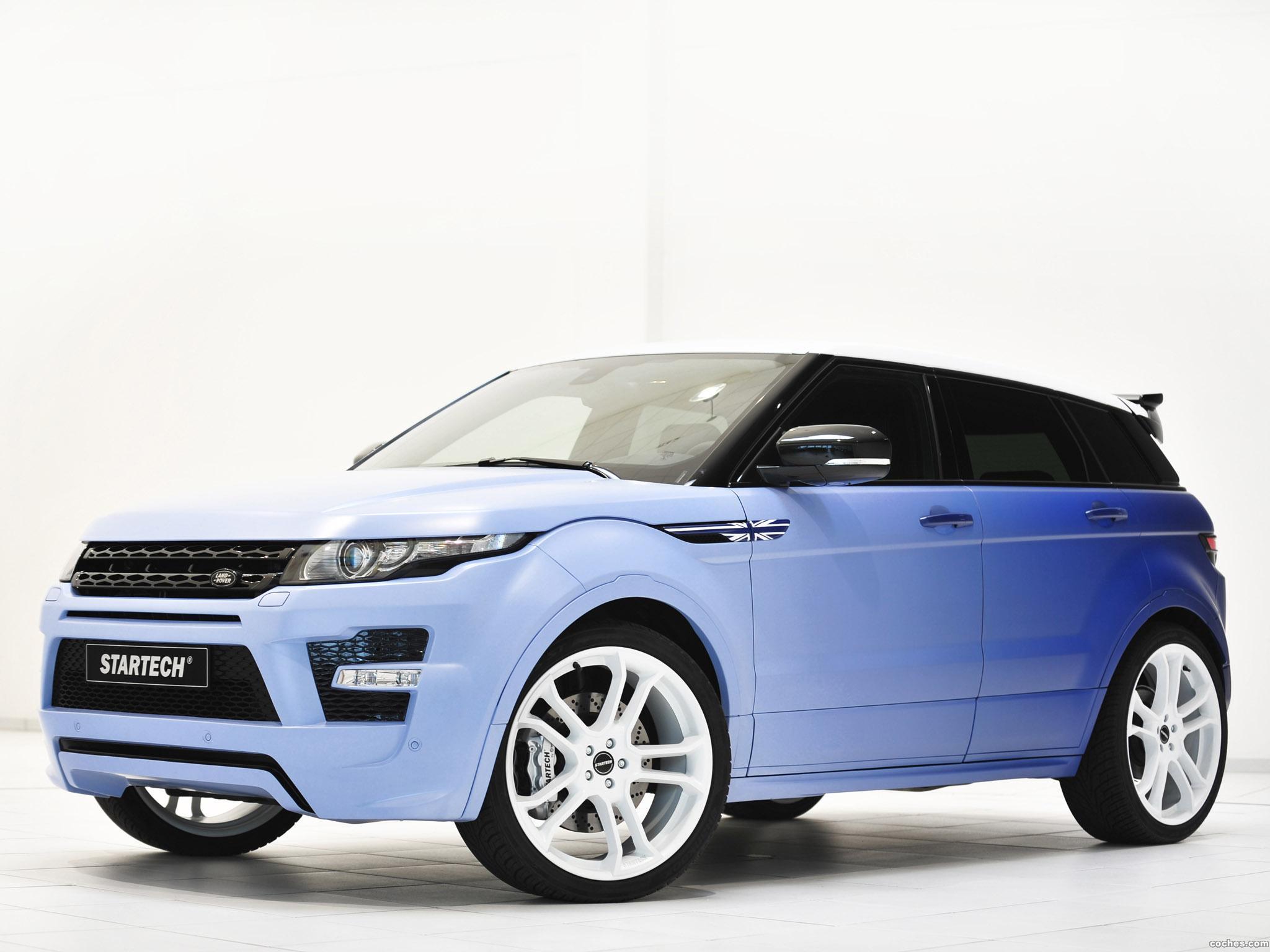Foto 0 de Startech Land Rover Range Rover Evoque Si4 2013