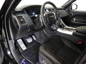 Ver foto 7 de StarTech Land Rover Range Rover Sport Widebody 2014