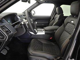 Ver foto 6 de StarTech Land Rover Range Rover Sport Widebody 2014