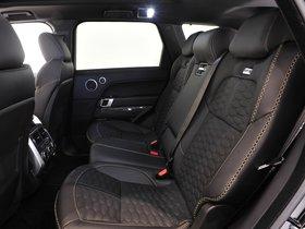 Ver foto 4 de StarTech Land Rover Range Rover Sport Widebody 2014