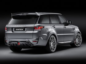 Ver foto 3 de StarTech Land Rover Range Rover Sport Widebody 2014