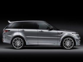 Ver foto 2 de StarTech Land Rover Range Rover Sport Widebody 2014