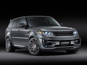 Fotos de StarTech Land Rover Range Rover Sport Widebody 2014