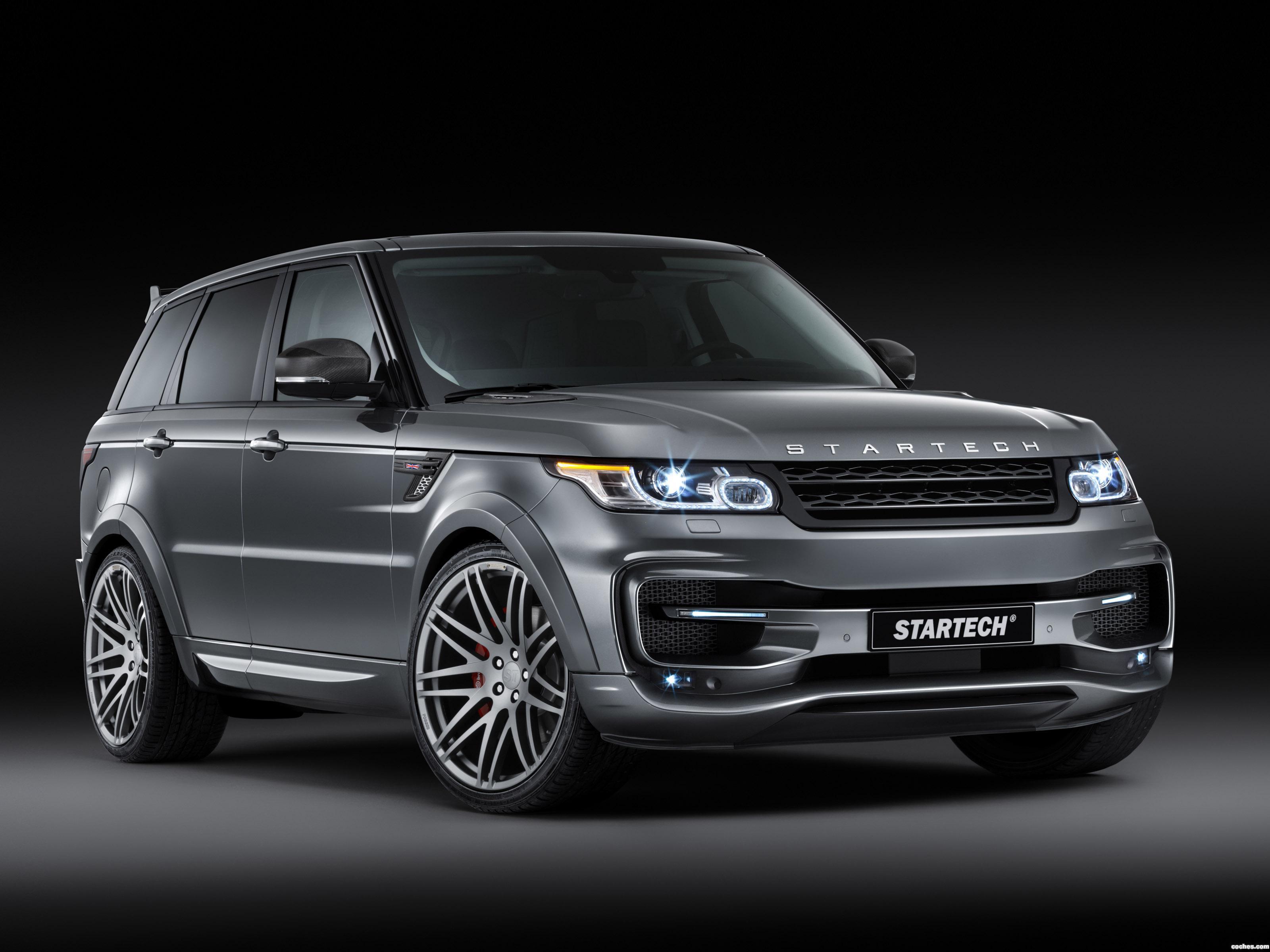 Foto 0 de StarTech Land Rover Range Rover Sport Widebody 2014