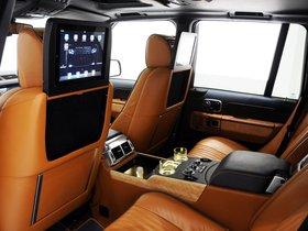 Ver foto 6 de StarTech Land Rover Range Rover Supercharged 2011