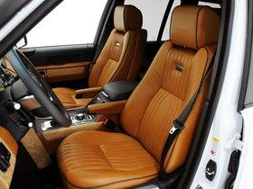 Ver foto 5 de StarTech Land Rover Range Rover Supercharged 2011