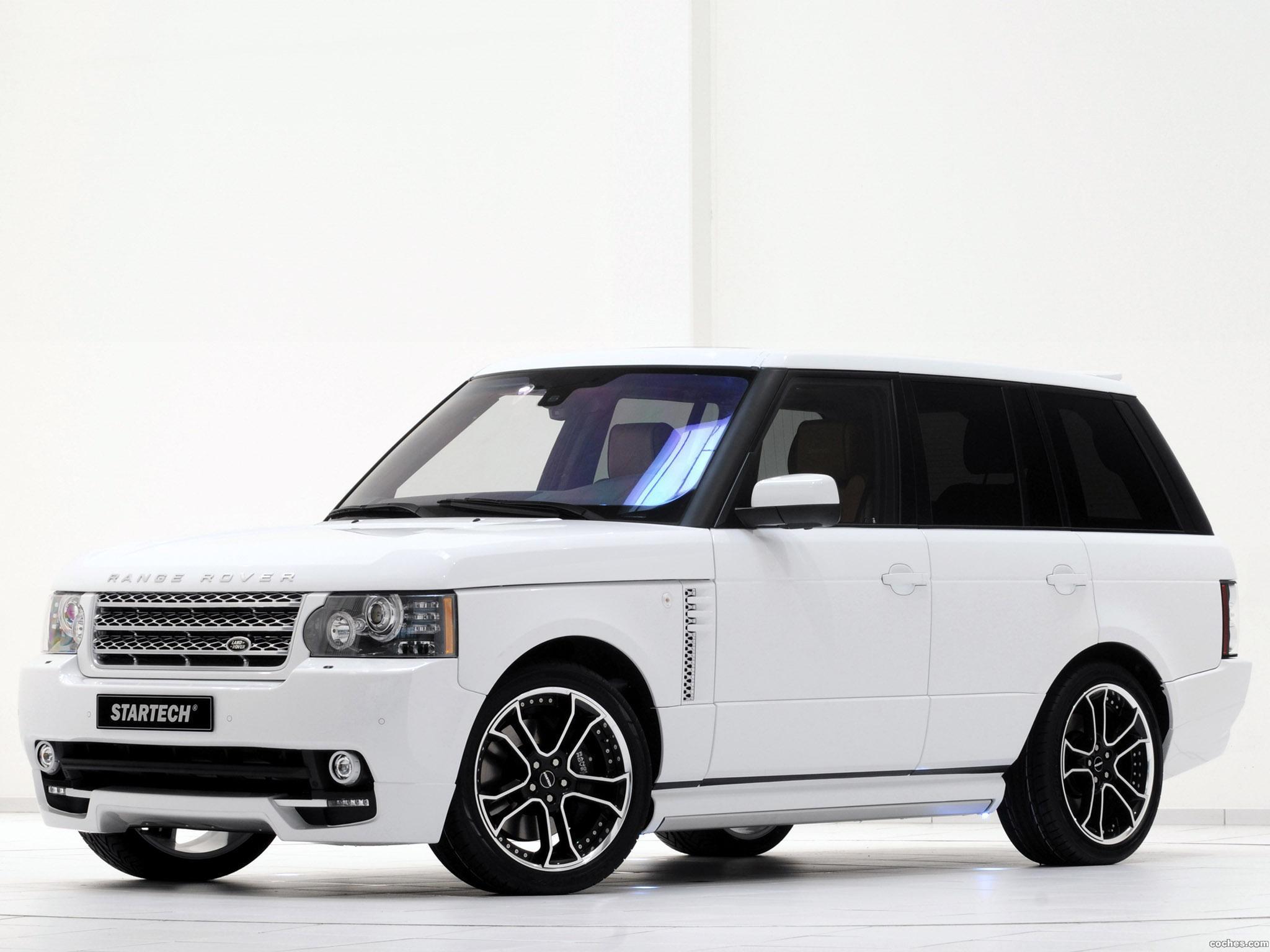 Foto 0 de StarTech Land Rover Range Rover Supercharged 2011