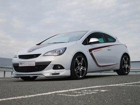 Fotos de Steinmetz Opel Astra GTC 2011
