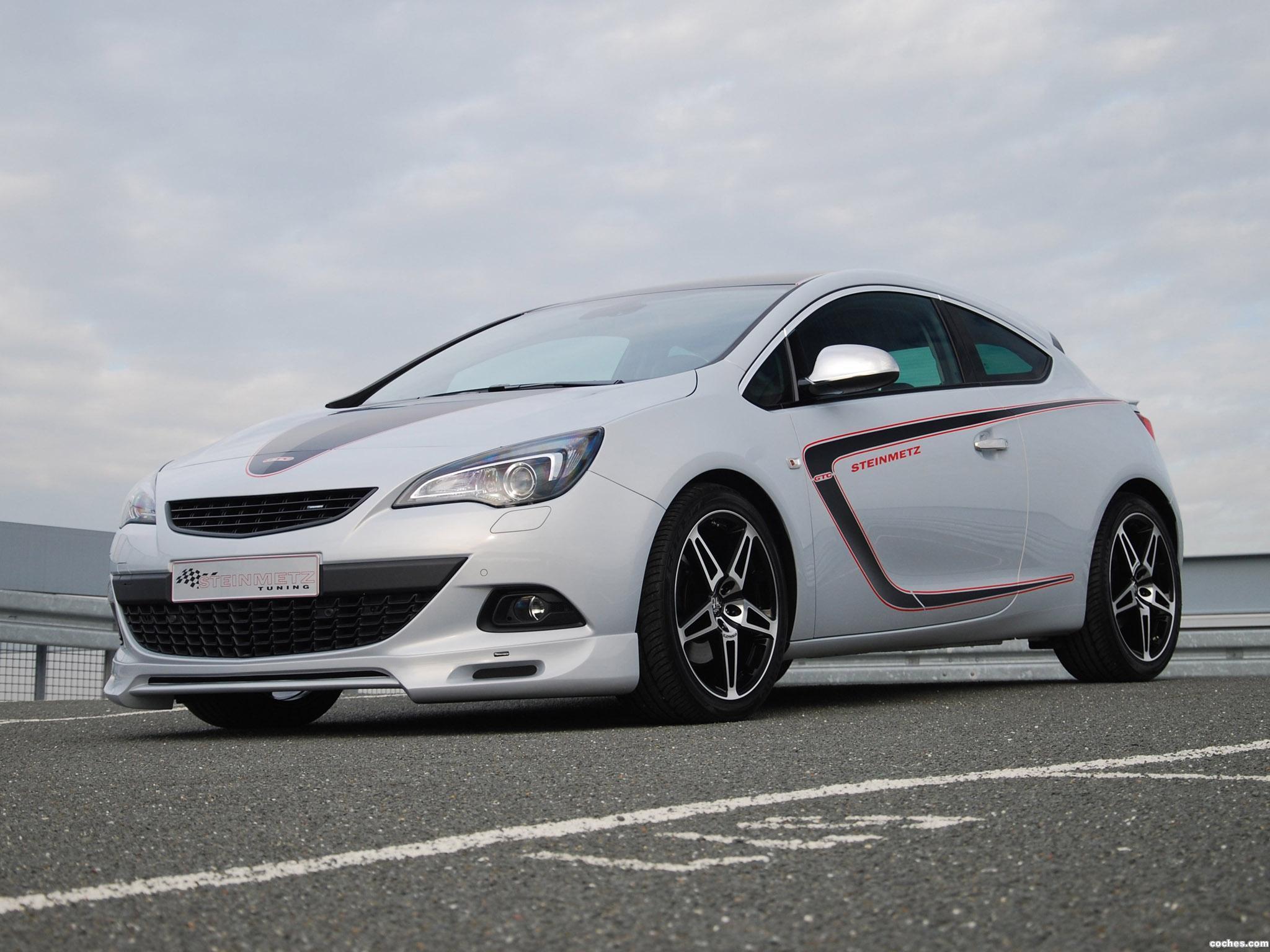 Foto 0 de Steinmetz Opel Astra GTC 2011