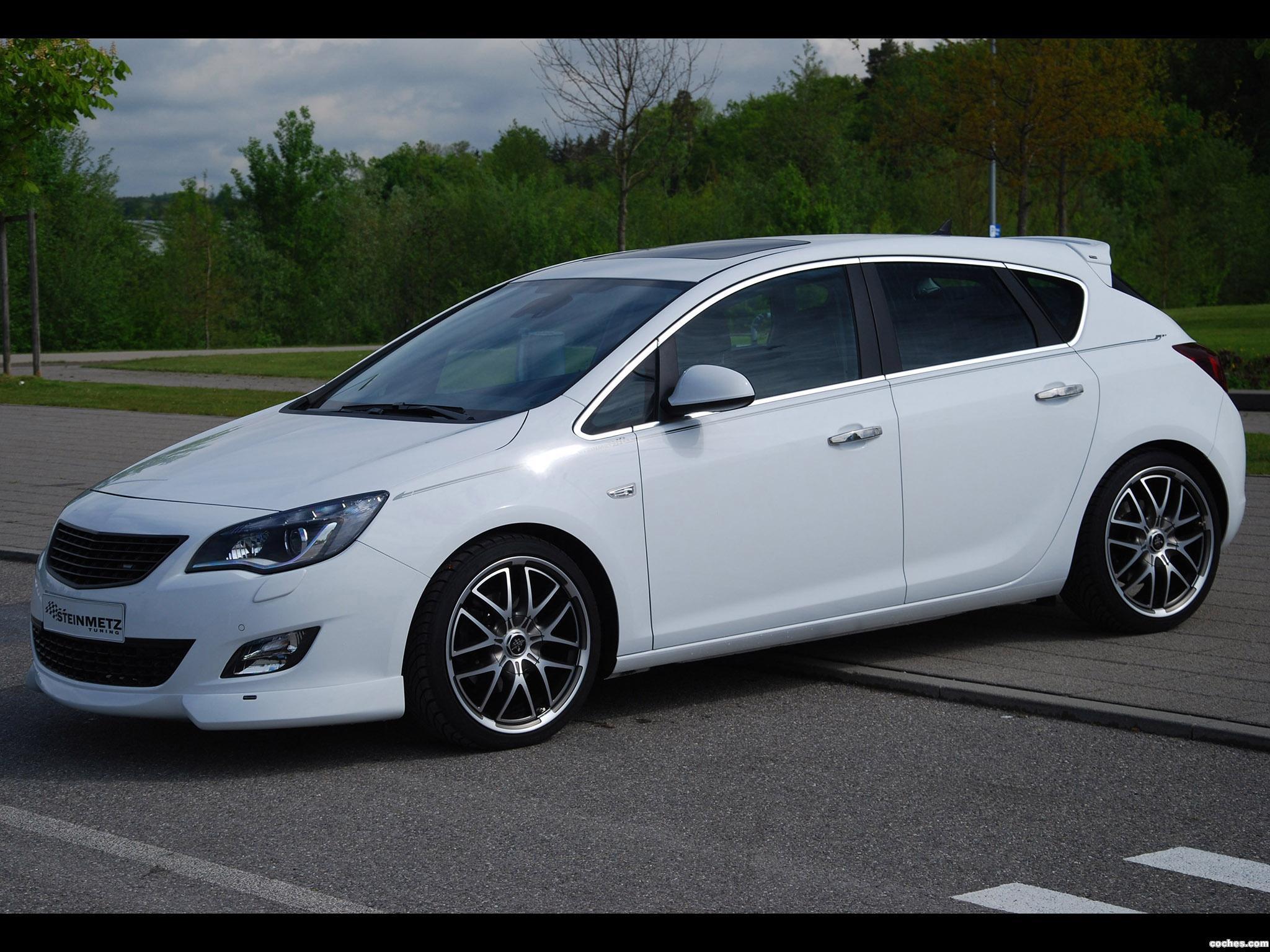Foto 2 de Steinmetz Opel Astra I 2010