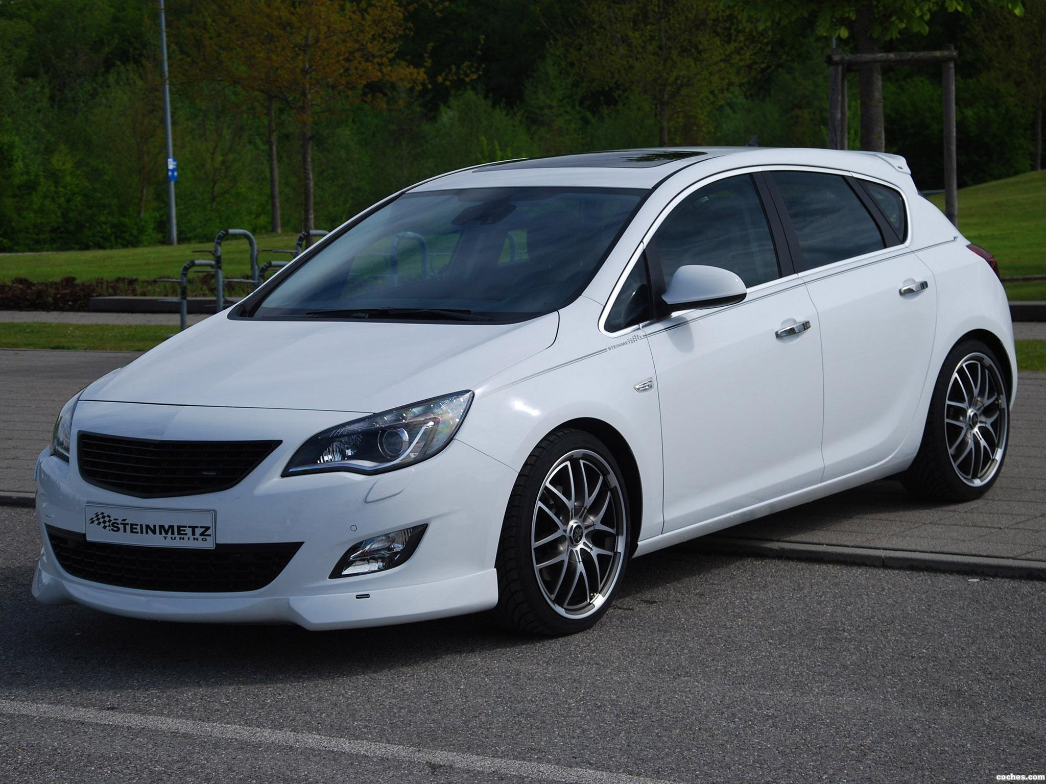 Foto 0 de Steinmetz Opel Astra I 2010