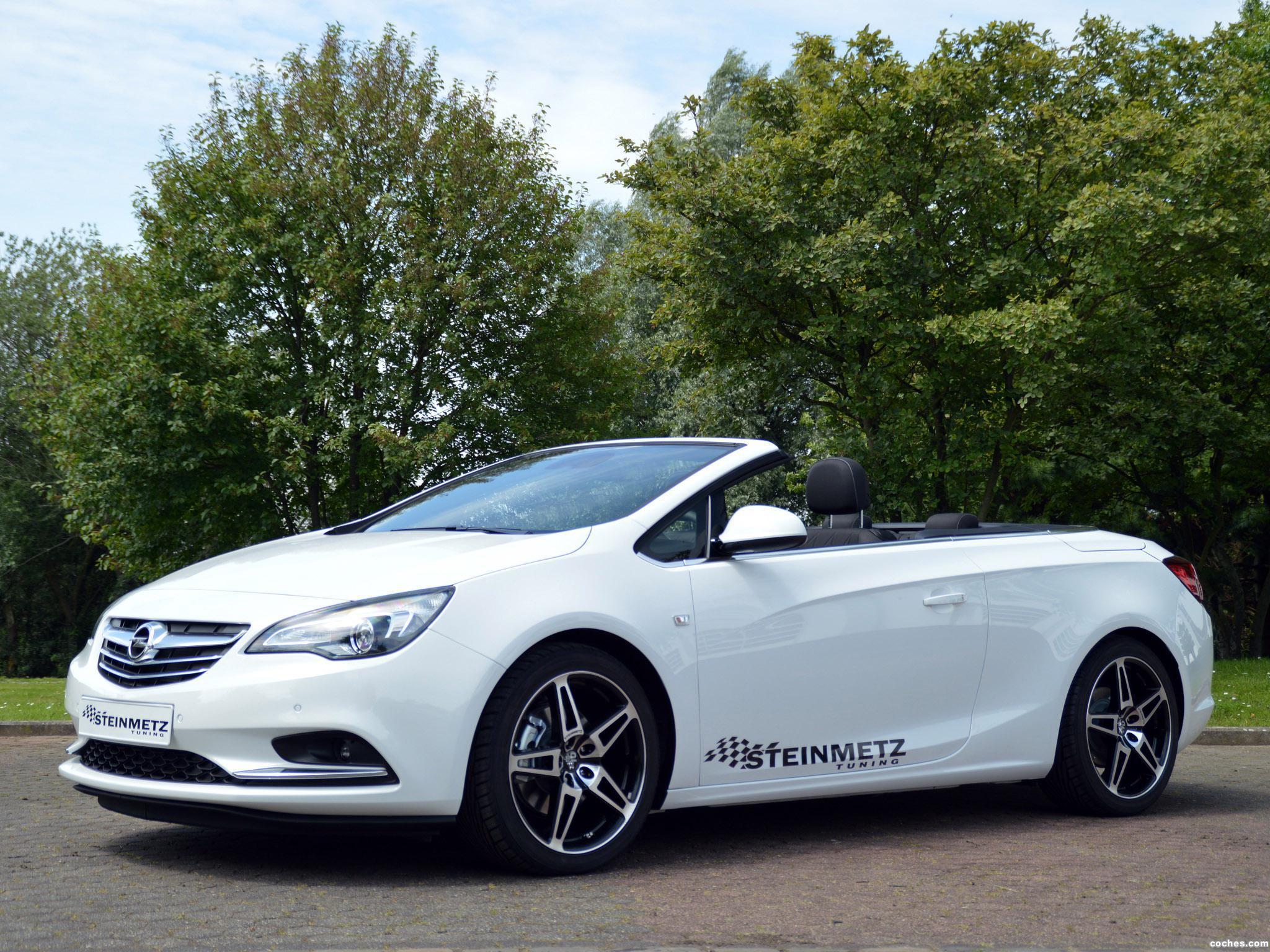 Foto 0 de Steinmetz Opel Cascada 2013