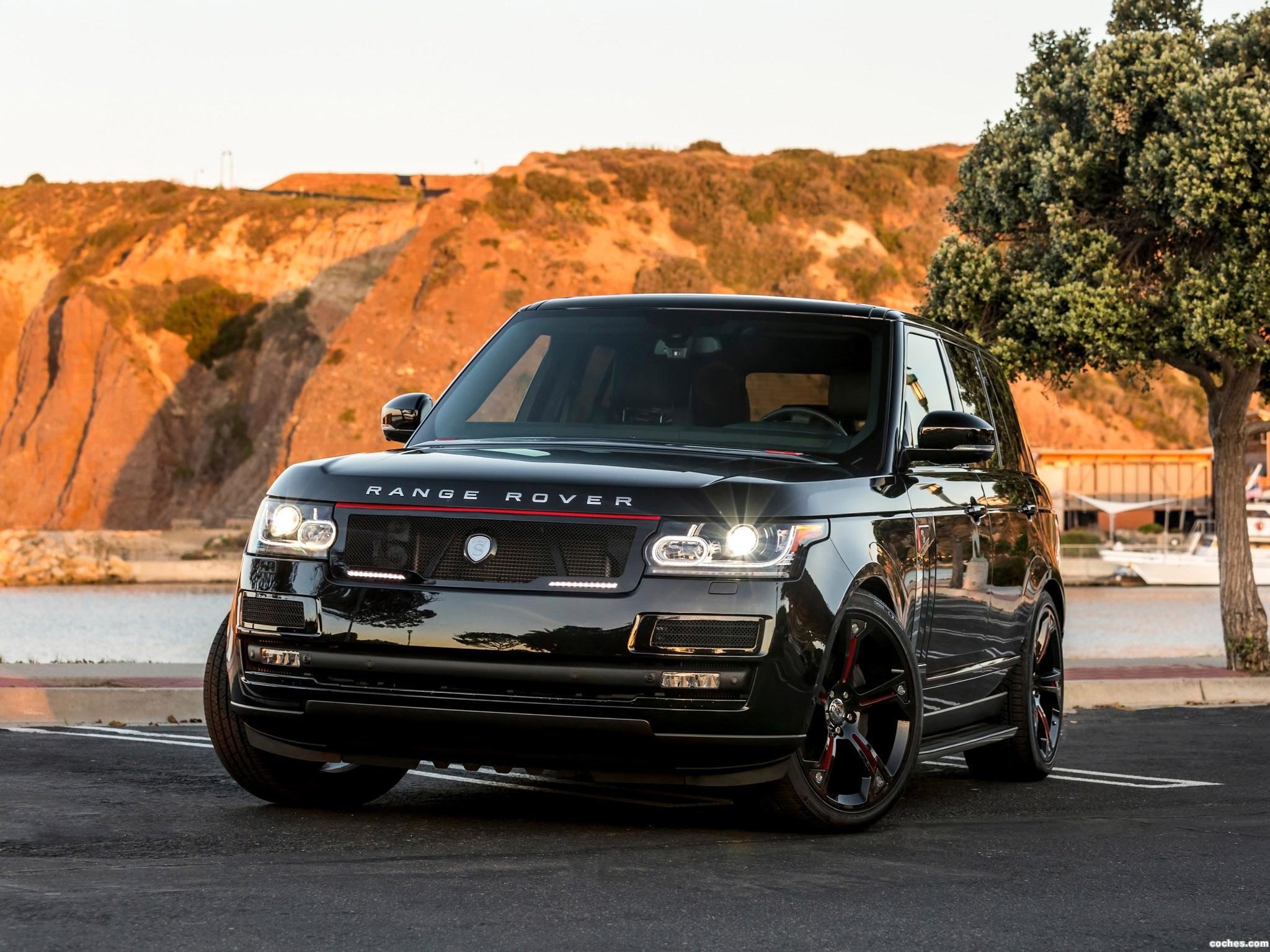 Foto 0 de Strut Land Rover Range Rover 2015