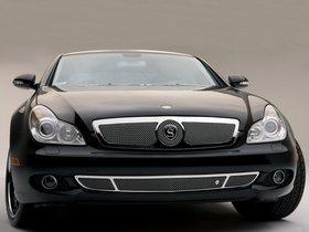 Fotos de Strut Mercedes CLS Milan C219 2007