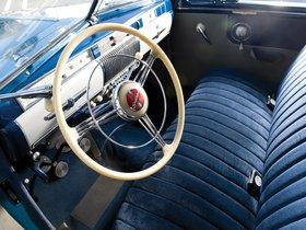 Ver foto 7 de Studebaker Commander Cruising Sedan 1941