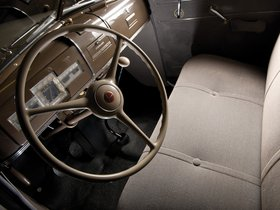 Ver foto 3 de Studebaker Commander Six Cruising Sedan 1938