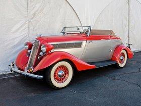 Ver foto 1 de Studebaker Dictator Roadster 1935