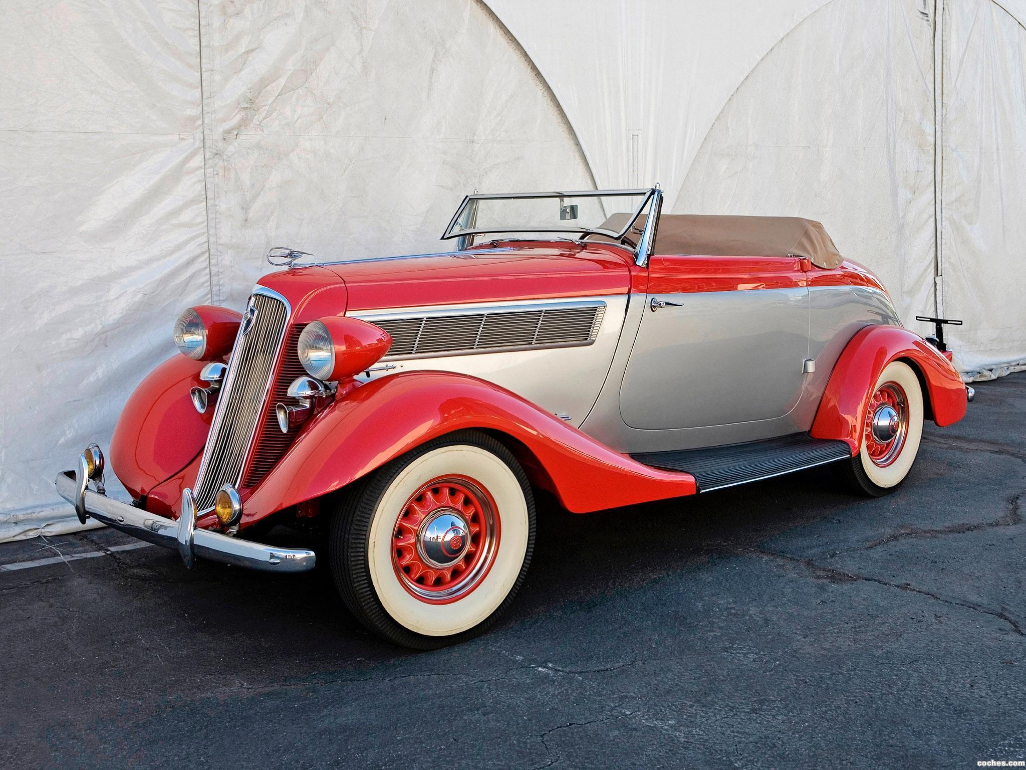 Foto 0 de Studebaker Dictator Roadster 1935