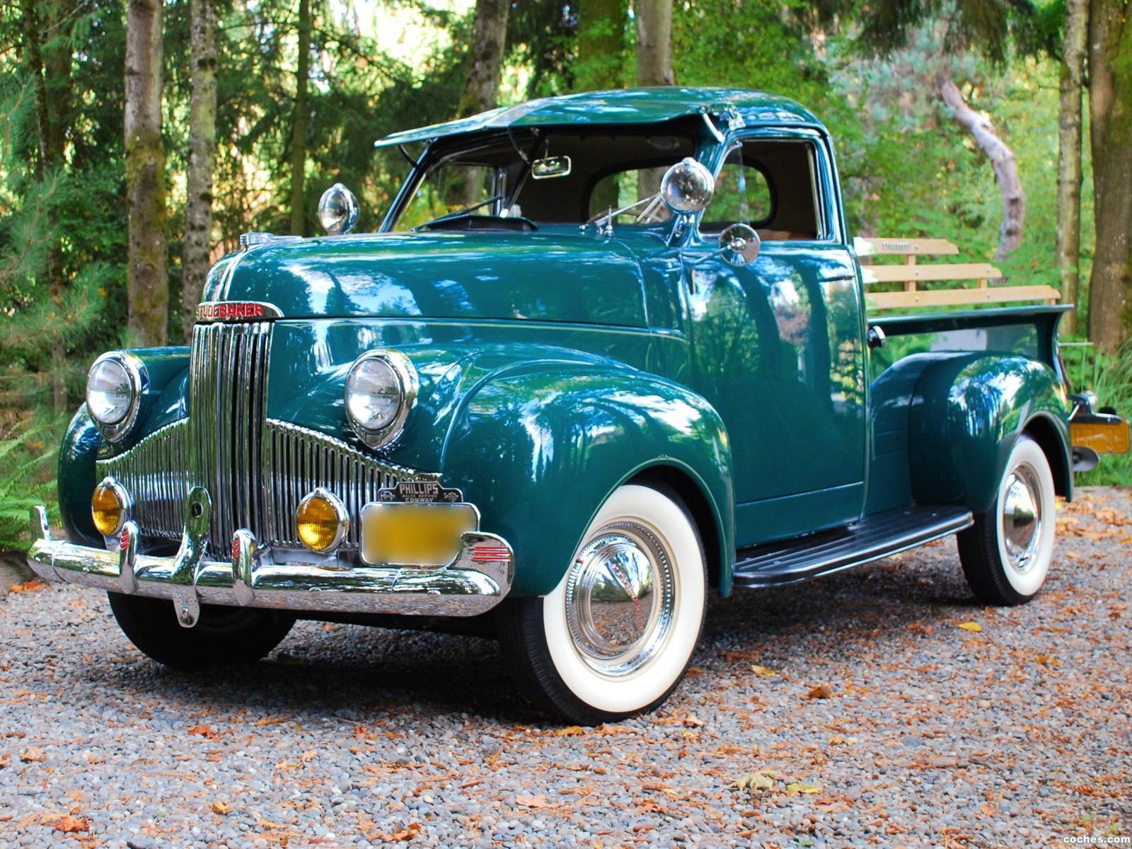 Foto 0 de Studebaker Pickup  1947