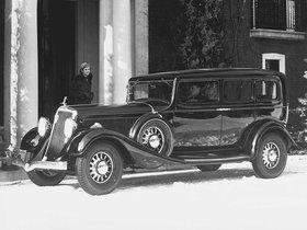 Ver foto 1 de Studebaker President Eight Limousine 1933