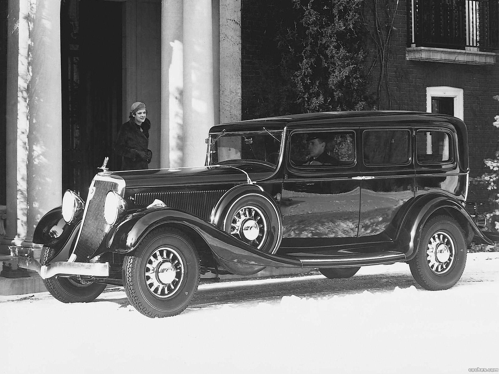 Foto 0 de Studebaker President Eight Limousine 1933