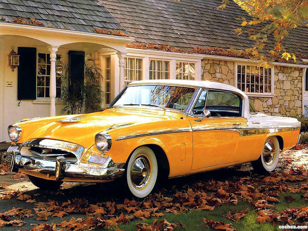 Foto 0 de Studebaker President State Coupe 1954