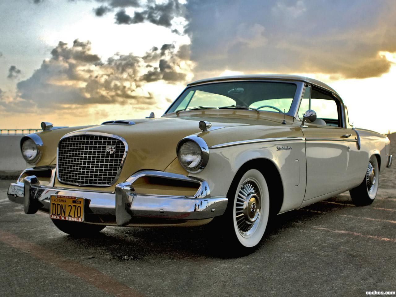 Foto 0 de Studebaker Sky Hawk Coupe  1956