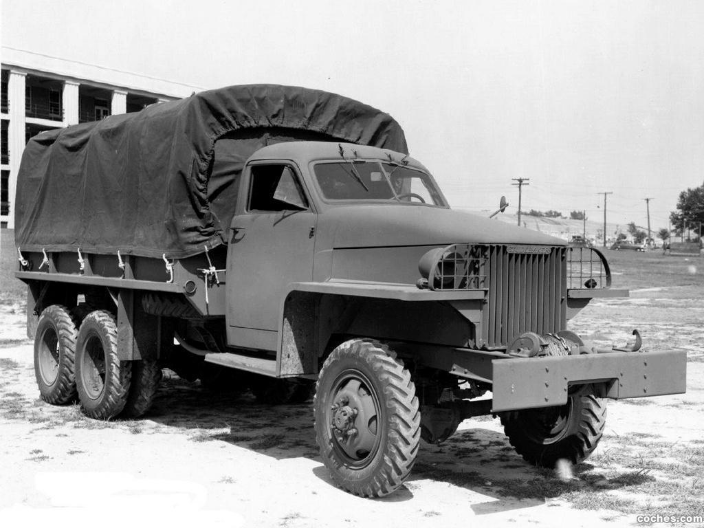 Foto 0 de Studebaker US6 1942