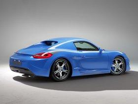 Ver foto 5 de Porsche Studiotorino Cayman Moncenisio 2014