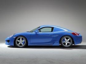 Ver foto 4 de Porsche Studiotorino Cayman Moncenisio 2014