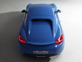 Ver foto 2 de Porsche Studiotorino Cayman Moncenisio 2014