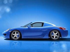 Ver foto 11 de Porsche Studiotorino Cayman Moncenisio 2014