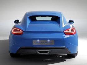 Ver foto 7 de Porsche Studiotorino Cayman Moncenisio 2014
