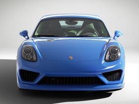 Ver foto 6 de Porsche Studiotorino Cayman Moncenisio 2014