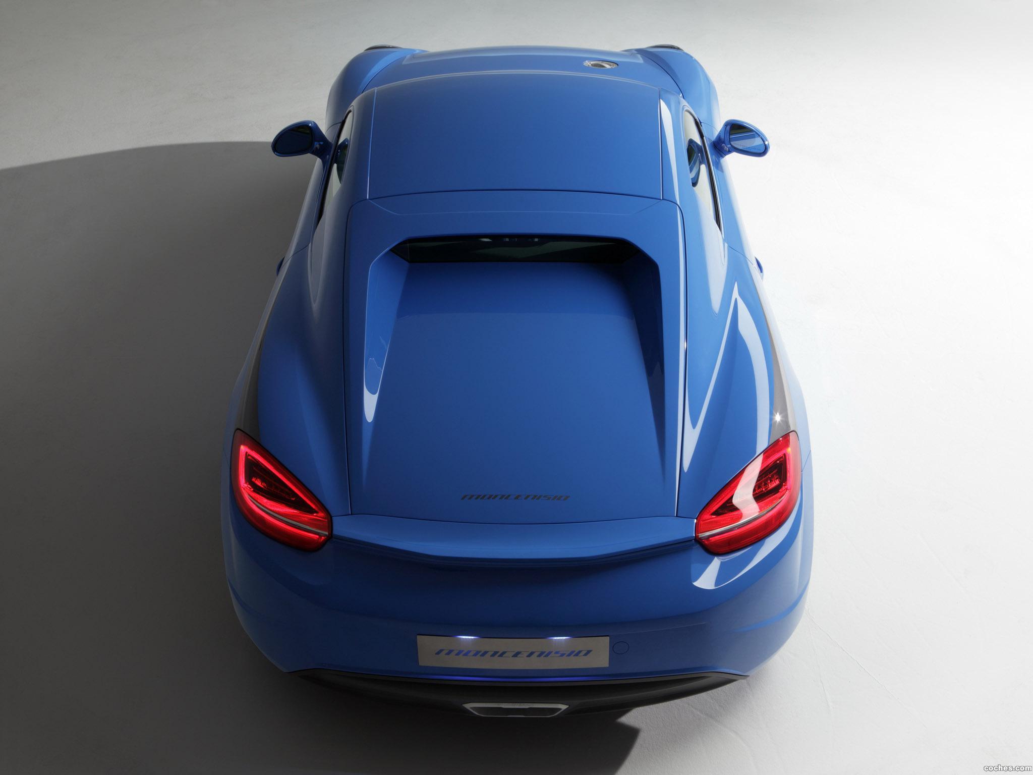 Foto 1 de Porsche Studiotorino Cayman Moncenisio 2014