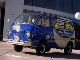Ver foto 2 de Subaru 360 SPT Parts Delivery Van 2009