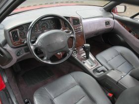 Ver foto 4 de Subaru Alcyone SVX 1992