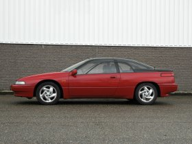 Ver foto 3 de Subaru Alcyone SVX 1992