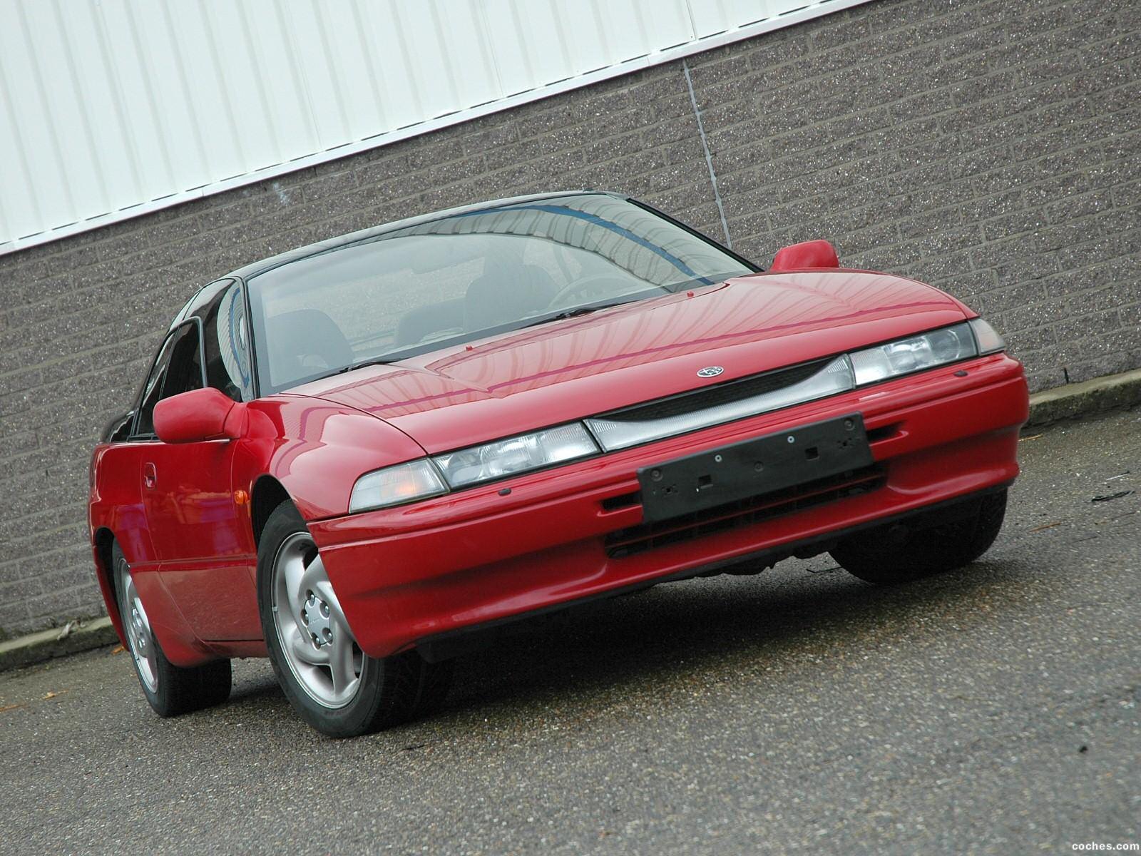 Foto 0 de Subaru Alcyone SVX 1992