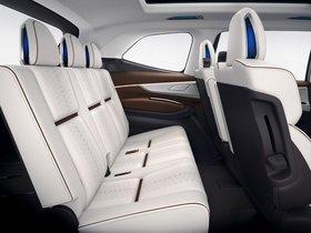 Ver foto 8 de Subaru Ascent SUV Concept 2017